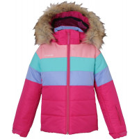 Phenix Marguerite Kids Jacket - pink