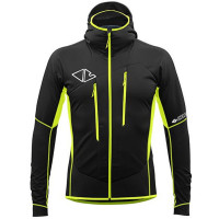 Crazy Jacket Boosted Man Yellow Fluo