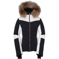 Phenix Diamond Down Jacket - black