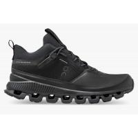 ON Cloud Hi Waterproof all black W