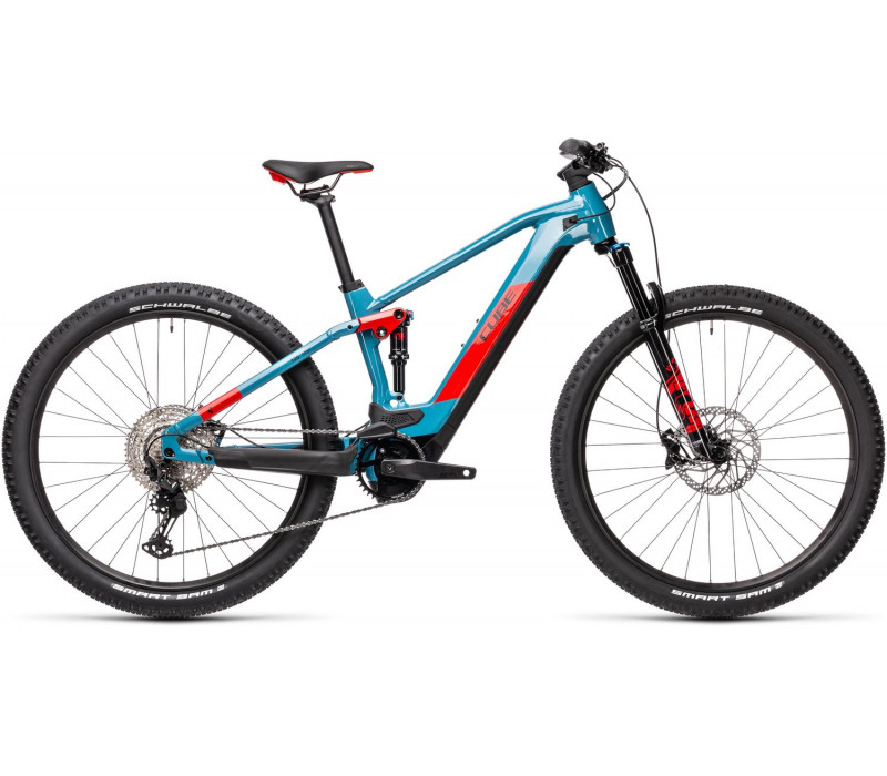 Cube Stereo Hybrid 120 Race 625 29 blue-red