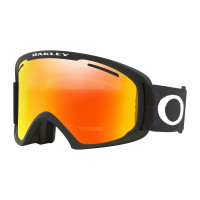 Oakley O Frame 2.0 PRO XL Matte Black / Fire Iridium & Persimmon