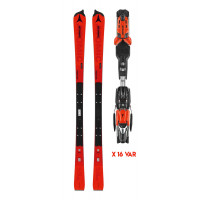 Atomic Redster S9 FIS M + X 16 VAR Black/Red