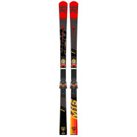Rossignol Hero Master (R22) + SPX 12 Rockerace Black Icon
